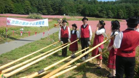 9月22日 箕輪町古田の赤そば祭 021