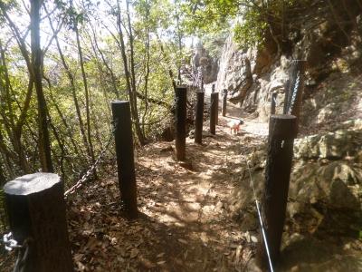 天覧山と多峯主山20150307