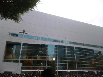 コブクロコンサート 横浜アリーナ