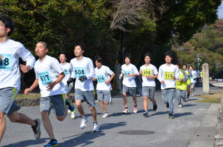 基町高校マラソン