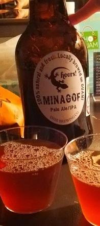 minagof beer+