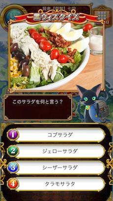 このサラダを何と言う?