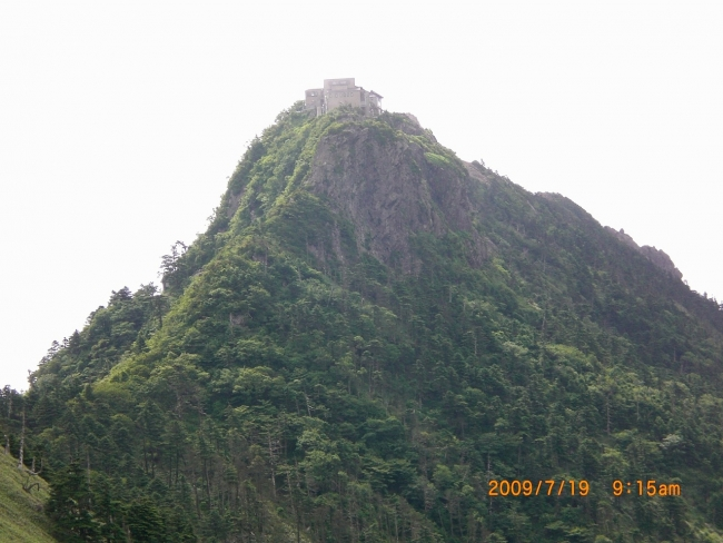 s-石鎚山・西ノ冠岳ピクチャ 077
