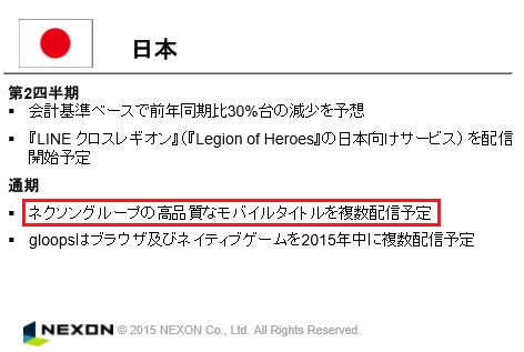 nexon 日本