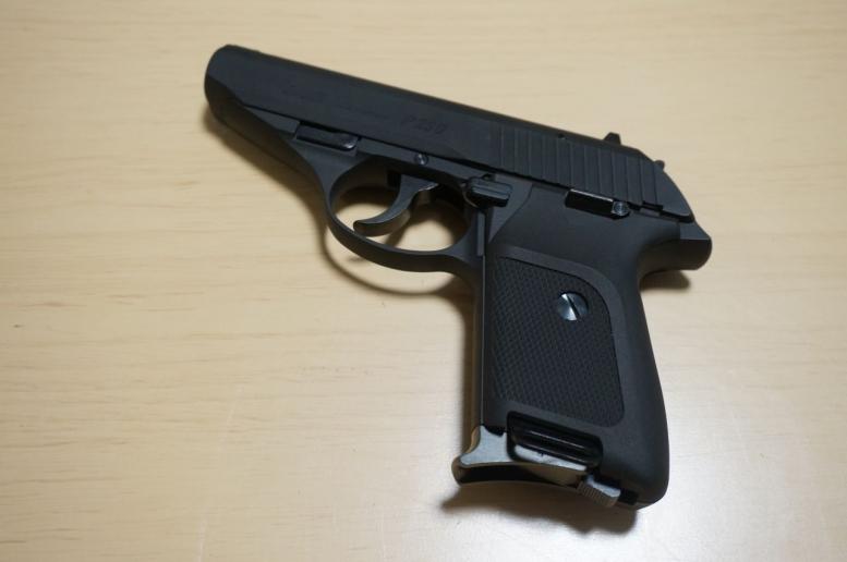 SIG P230 レビュー (6)