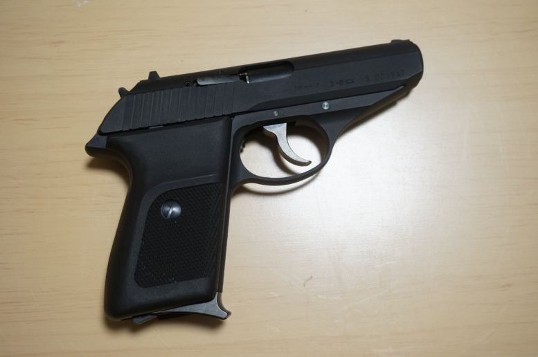 SIG P230 レビュー (8)