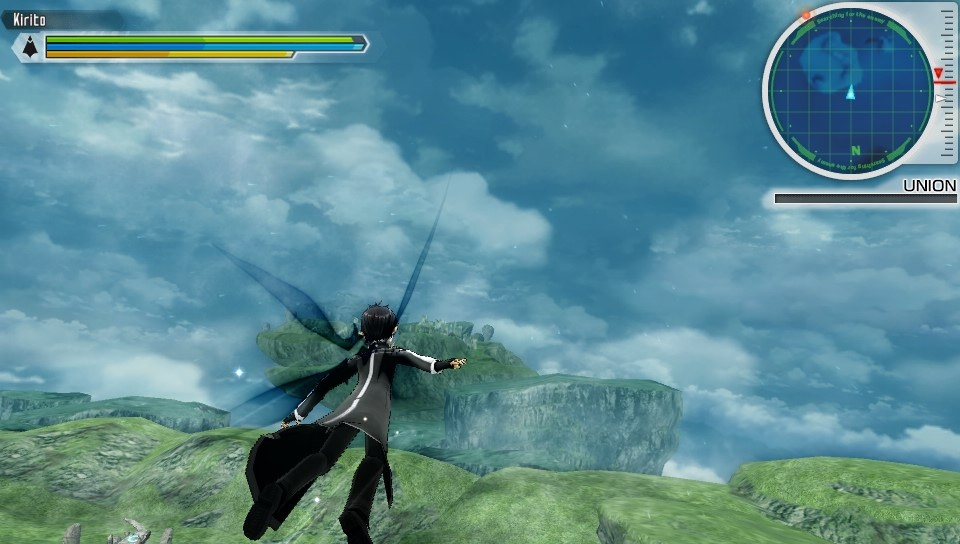 SAOLS_ゲーム画面2