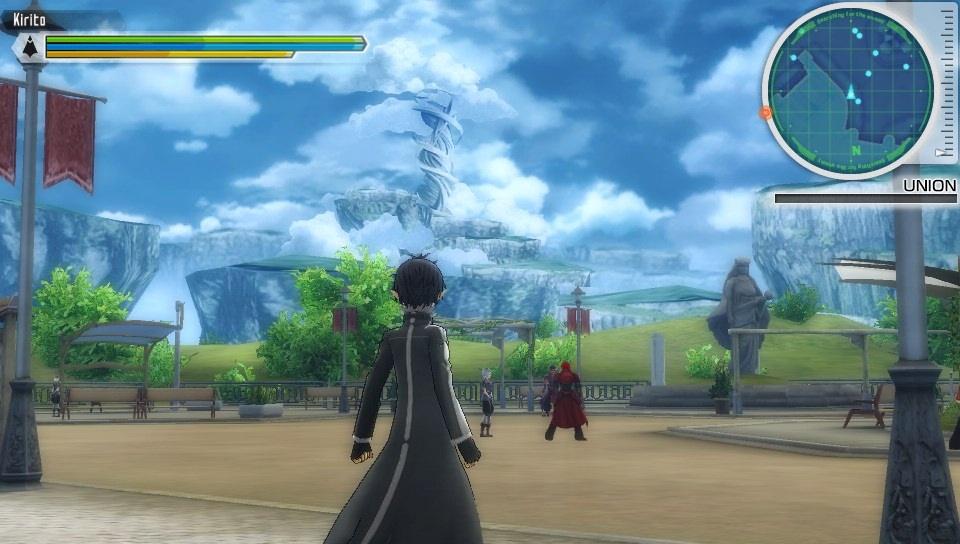 SAOLS_ゲーム画面4