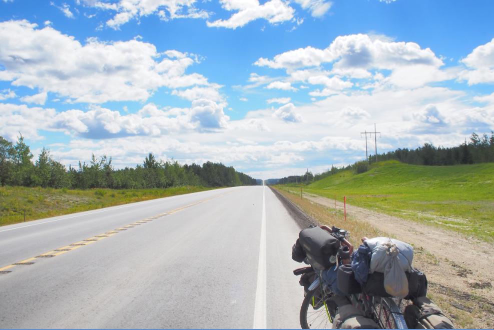 20150818カナダサイクリング