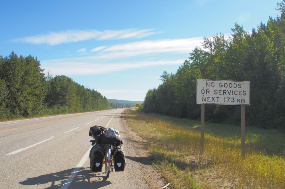 20150818カナダ無補給地帯