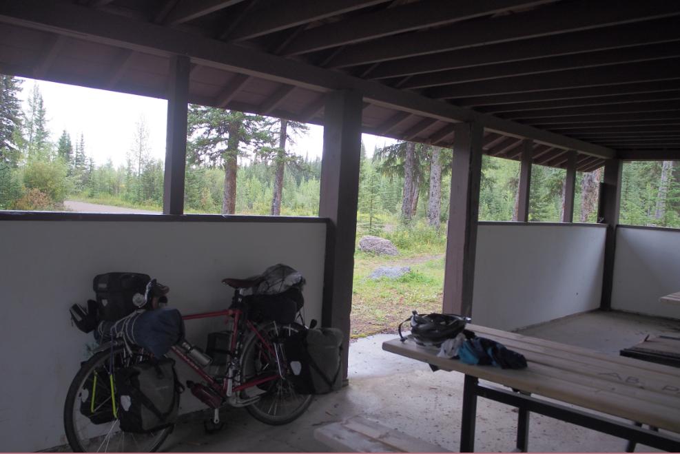 20150829カナダキャンプ場