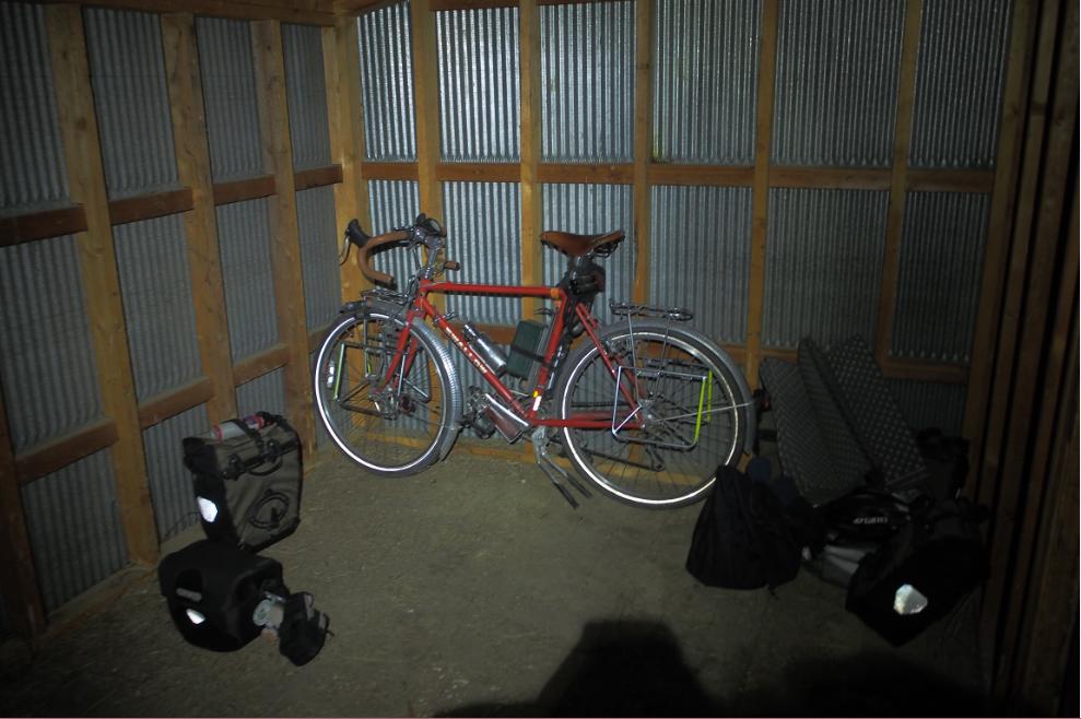 20150821自転車倉庫