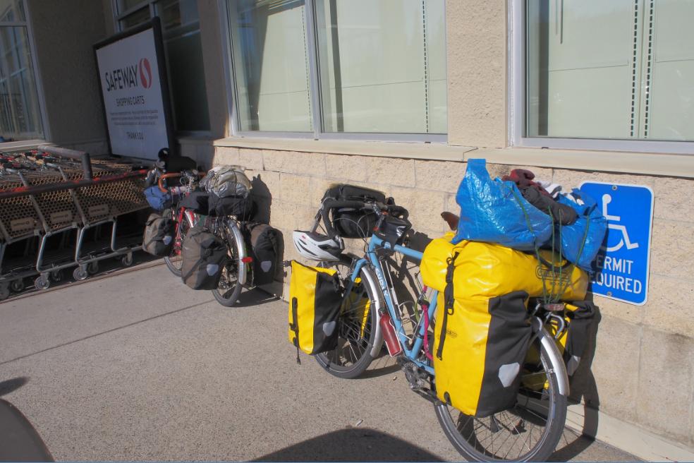 20150822自転車買い物
