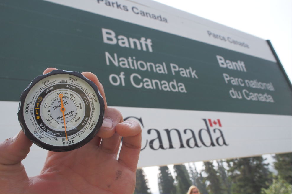 20150825バンフ国立公園