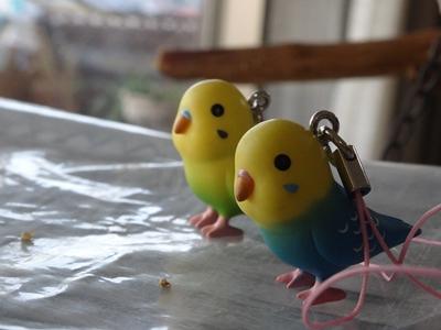 似たもの2羽さん