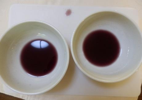 黒豆浸し汁