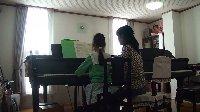 ピアノレッスン 小学高3年生