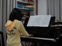 ピアノレッスン 高校生