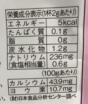 玉露園・減塩うめこんぶ茶4