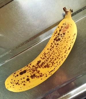 ペルー産有機バナナ1