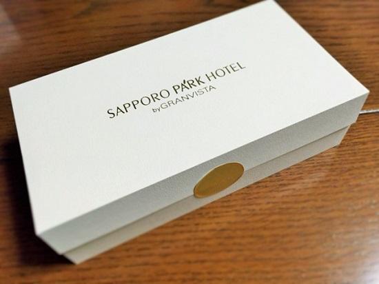 札幌パークホテル・ダブルチーズケーキ1