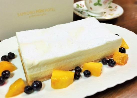 札幌パークホテル・ダブルチーズケーキ2