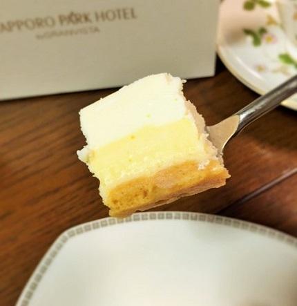 札幌パークホテル・ダブルチーズケーキ4