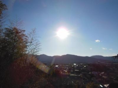 2015元日の空