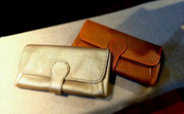 クリボウ長財布