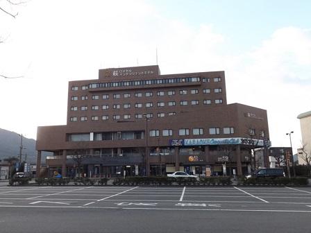 HA16萩ロイヤルインテリジェントホテル