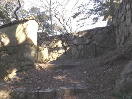 HA28萩城詰丸要害門