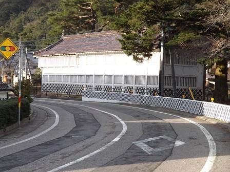 TU7津和野城下町、物見櫓跡