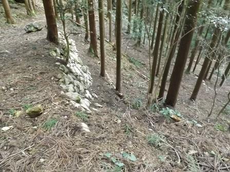 TU10津和野城登城道