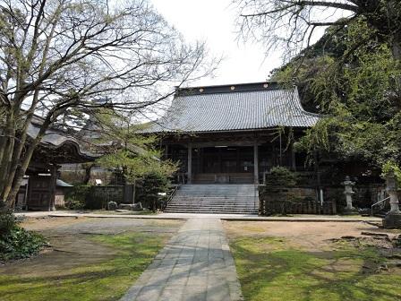 吉崎本願寺本堂