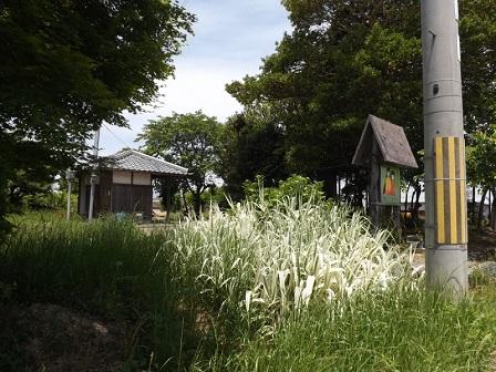 26野洲市祇王屋敷跡