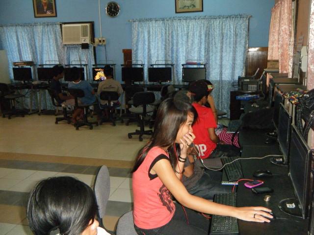 コンピューター教室