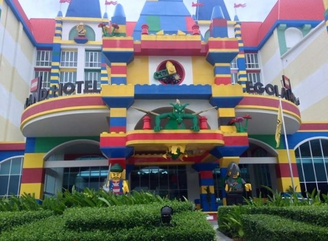 legoland hotel of malaysia