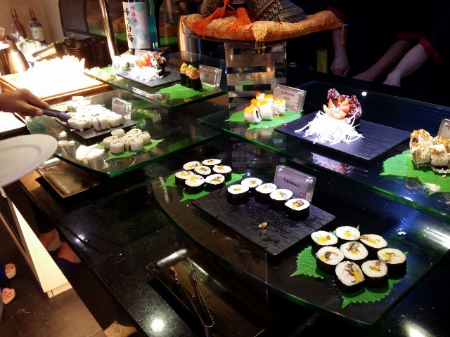 寿司、天ぷら