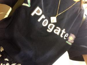 Progate Tシャツ