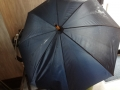 傘と歩行速度の話