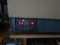 超音波洗浄機の温度