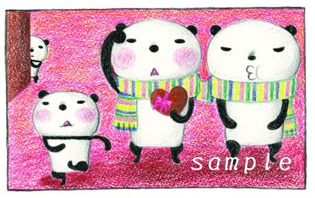 ブログ2月バレンタイン