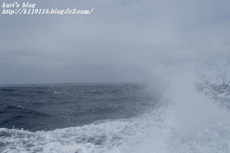 強風と高波