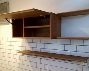 キッチン(吊戸棚)
