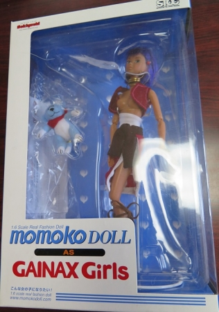 MOMOKO人形ナディアモデル