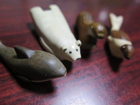 海の哺乳類たち