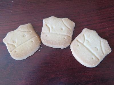 レモン牛乳クッキー