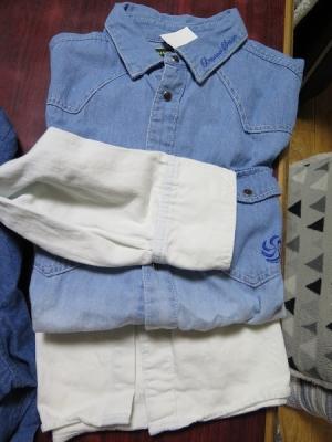 長島で買ったもの シャツ