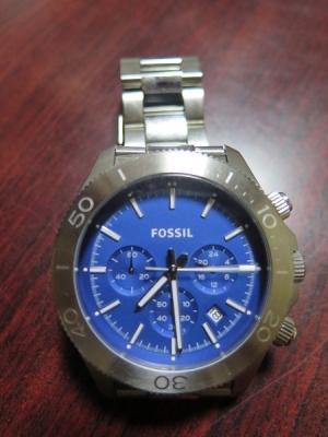 長島で買ったもの FOSSIL時計