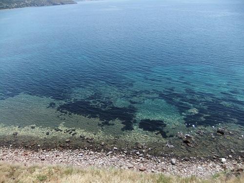 モリヴォスの海
